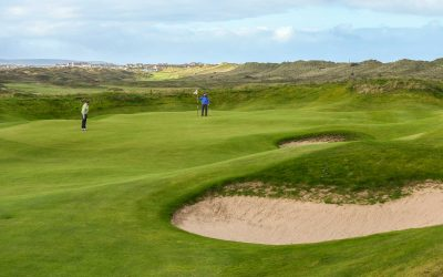 33887_Royal Portrush Golf Course - 7th Green